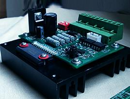 步进控制器PCB抄板及样机克隆